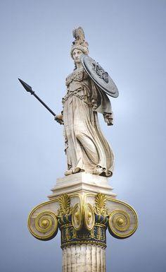 Goddess Athina, Athens