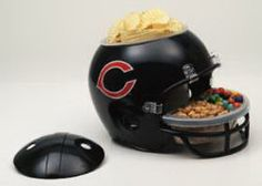 Chicago Bears Snack Helmet by Wincraft