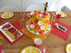 kleinstyle | Hawaiianischer Kindergeburtstag : kleinstyle's Party…