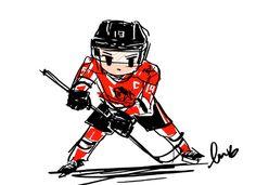 random doodles and things i like :) {{my art}} * {{doodles}} {{scribbles}} * {{process}} [avengers art] * [ hockey~art] * Hockey Posters, Flyers Hockey, Hockey Quotes, Blackhawks Players, Chicago Blackhawks, Hockey Drawing, Hockey Birthday Parties, Hockey Outfits, Hockey Wedding