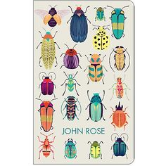 Personalize Bugs Custom Journal | Paper Source