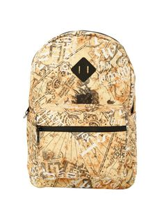 Harry Potter Marauder's Map Backpack | Hot Topic