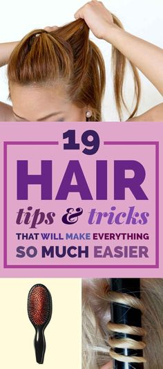 The struggle with our hair is too much sometimes! Give these tips and tricks a…