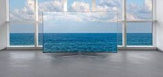 Image result for can you put a tv in front of a window