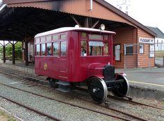 Model T Ford Railcar RM4.   Flickr
