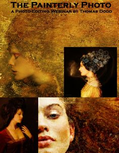 """Learn how to make your photos look like paintings with some of Thomas Dodd's """"painterly"""" tricks, tips and techniques... Available as a download"""