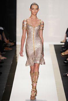 Hervé Léger by Max Azria Spring 2012 Ready-to-Wear - Collection - Gallery - Style.com