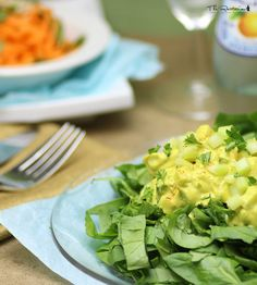 The Rawtarian: Raw egg salad recipe