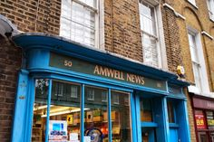 (Visit) Amwell Street, EC1R