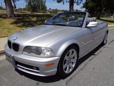 Convertible, 2002 BMW 325Ci Convertible with 2 Door in Thousand Oaks, CA (91320)