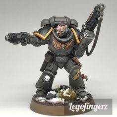 Red Scorpions Sergeant