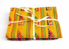 Mexican Fabric Bundle aztec fabric tribal by MexFabricSupplies