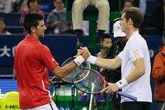 Djokovic and Murray - Two great ambassadors and leaders of tennis.