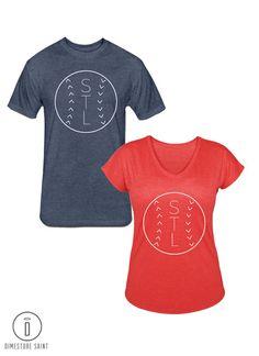 f3051f7d8b83 St Louis Cardinals STL Baseball T Shirt Unisex and Women s V Neck