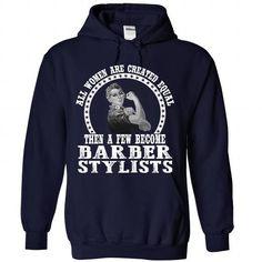 Barber Stylist - #v neck tee #crewneck sweatshirt. MORE INFO  => https://www.sunfrog.com/LifeStyle/Barber-Stylist-2562-NavyBlue-Hoodie.html?id=60505