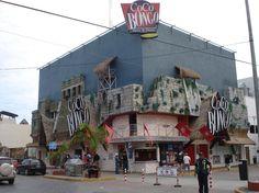 Coco Bongo nightclub, Playa Del Carmen, MX