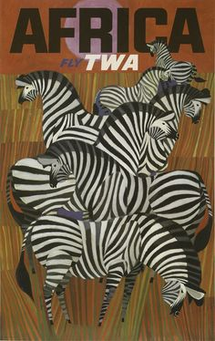 Africa - David Klein's Museum of Modern Art's permanent collection in 1957.