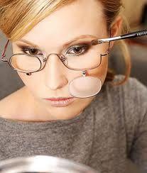 Resultado de imagen para armazon para lentes para maquillarse