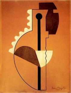 1930-Paris Abstraction Isamu Noguchi