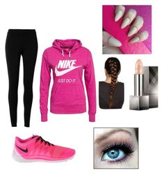 I love fashion but I also love sports so today im bringing out my sporty side for you with a touch of my fashion side! Nike Max, Just Do It, I Love Fashion, Collages, Polyvore Fashion, Burberry, Sporty, Studio, My Style