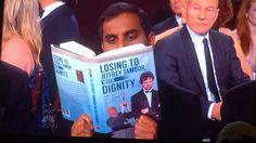 Super Whisper Collection: Aziz Ansari at the Golden Globes