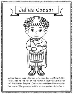 a biography of julius caesar a historical figure Regarded as 'the greatest man of all ages' by many, julius caesar is one of the most eternally fascinating figures in history he was a politician and a diplomat who was passionate about whatever he did.