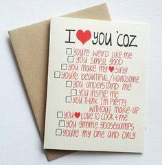 13 Best Diy Cards For Him Images Valentine S Day Diy Diy Cards
