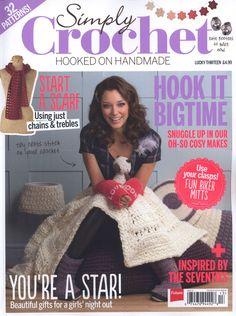 Simply Crochet №13 2014 - 紫苏 - 紫苏的博客