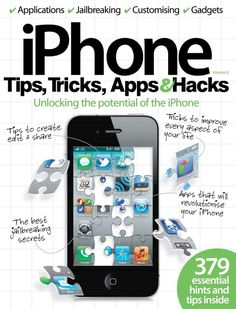 iPhone Tips, Tricks, Apps & Hacks Magazine - Buy, Subscribe, Download and Read iPhone Tips, Tricks, Apps & Hacks on your iPad, iPhone, iPod Touch, Android and on the web only through Magzter