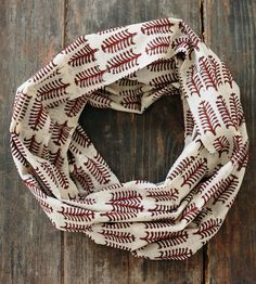 red fern infinity scarf
