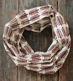 red fern infinity scarf