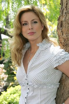 Diane Neal aka Casey Novak from Law & Order: SVU