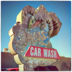 Roadside Attractions, Car Wash, Signage, Tumblr, Abandoned, Inspiration, Left Out, Biblical Inspiration, Ruins