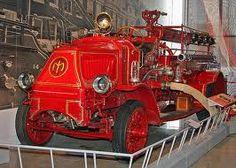 Antique Mack Fire Truck