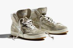Diadora Heritage Mi Basketball 84 - reissue of the 1984 basketball shoe