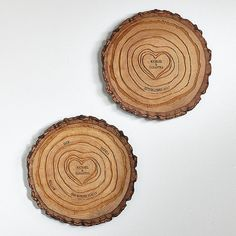 Tree rings are nature's way of marking the passage of time, recording growth and important events. Celebrate the strength and thriving love of your family tree with this handsome design. Exclusively from RedEnvelope.