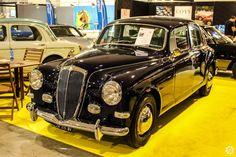 #Lancia #Aurelia au salon Auto e Moto d'Epoca de Padoue Reportage :  http://newsdanciennes.com/2015/10/27/grand-format-auto-e-moto-depoca-a-padoue/ #ClassicCar #Vintage #Voiture #Ancienne
