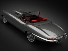 1964 Jaguar E-Type 4.2 Roadster