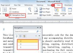 3 Quick Ways To Change The Order Of Sections In Your Word Document