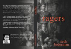 Ragers by Seth Biderman - full wrap