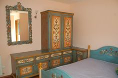 Painted Furniture, Mirror, Projects, Iris, Decorating, Home Decor, Painting, Home, Log Projects