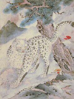 Tiger, 19th century Korea