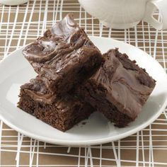 Peanut Butter-Hazelnut Brownies