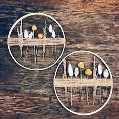 Decor Crafts, Home Crafts, Diy And Crafts, Trendy Home Decor, Easy Home Decor, Diy Fleur, Dream Catcher Craft, Some Beautiful Pictures, Deco Floral
