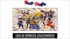 Loja de bonecos colecionáveis - Pens and Dolls
