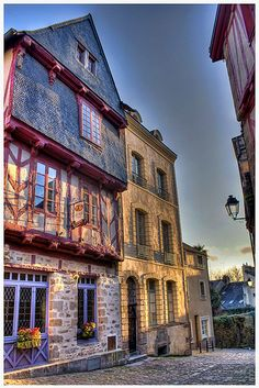 Vannes ~ Brittany. Been here, check check!