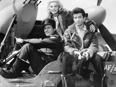 633 Squadron (1964) - Turner Classic Movies 2 Movie, Movie Stars, 60s Films, George Chakiris, Turner Classic Movies, War Film, West Side Story, The Great Escape, The Hollywood Reporter