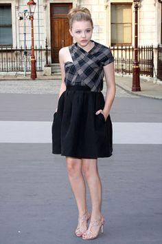 Chloë Grace Moretz's Style Timeline