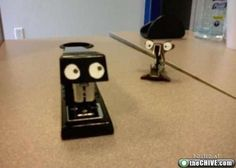office fun pranks 5 Finding ways to have fun in the office (19 Photos)