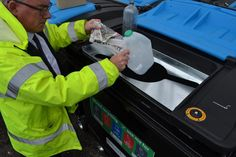 """Newcastle City Council is looking to tackle #recycling contamination after it announced a """"worrying development"""" of increased non-recyclable waste being put out with #recycling."""